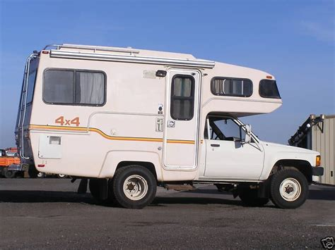 Toyota Motorhomes For Sale by Mini Motorhome Here Is One Of Those 4 215 4 Toyota