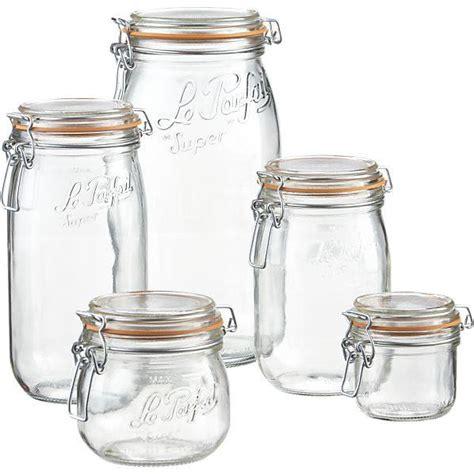 pots en verre pour conserves les bocaux de conserve en verre le parfait