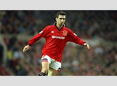 Eric Cantona The Manchester United legend's most