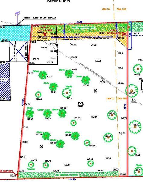 permis de construire 13 comment faire un plan de masse maison individuelle