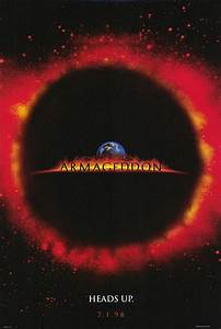 Armageddon 1998 Movie Posters