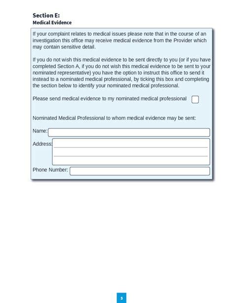 19218 financial ombudsman complaint form financial ombudsman service complaint form bureau free