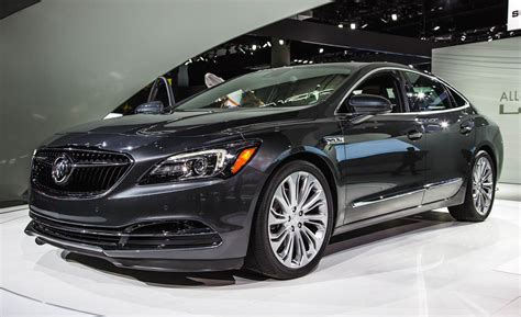 2017 buick lacrosse official and info news car and driver