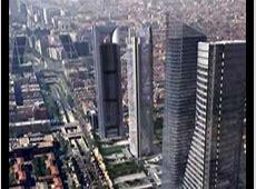 Cuatro Torres Business Area CTBA Madrid Arena YouTube