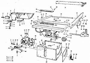 Looking For Craftsman Model 113241680 Table Saw Repair  U0026 Replacement Parts