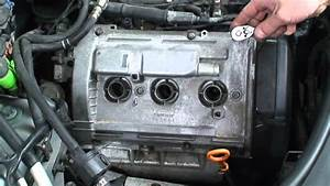 Audi Valve Cover Gasket Replacement - Torquing Procedure - 3 Of 3