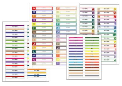 filing cabinet divider labels template file folder labels for openoffice org writer worldlabel