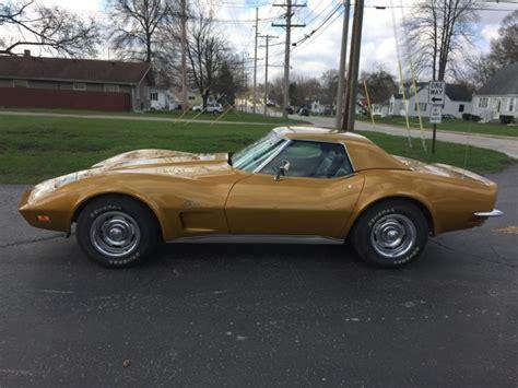 how cars work for dummies 1973 chevrolet corvette regenerative braking sell used 1973 chevrolet corvette in gary indiana united states for us 12 900 00