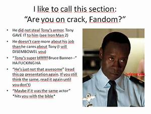 The Avengers Ma... Rhodey Quotes