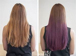 Light Purple Ombre Hair 2015 New - Hairstyles