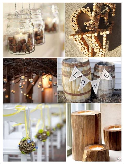 theme mariage automne  idees