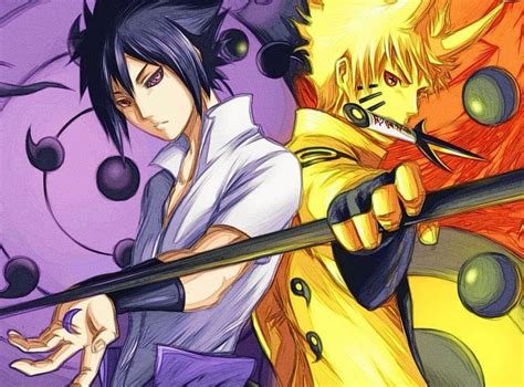 anime wallpaper hd gambar wallpaper naruto  sasuke keren