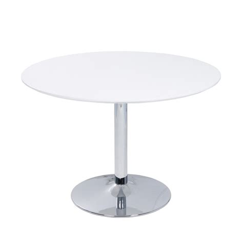 table cuisine ronde pied central table rabattable cuisine table de jardin 6