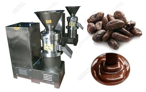 commercial cocoa nibs grinding machinechina cacao paste making machine price