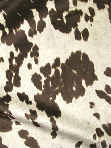 Cowhide Print Fabric by Udder Madness Milk Fabric Store Discount Fabric By The