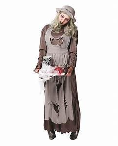 Warmes Halloween Kostüm : untote haush lterin kost m f r schaurige begr ungen im ~ Lizthompson.info Haus und Dekorationen