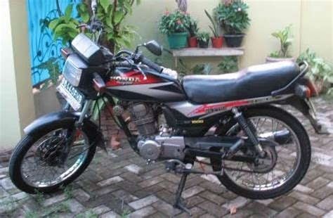 motor honda indonesia honda gl pro sepeda motor indonesia