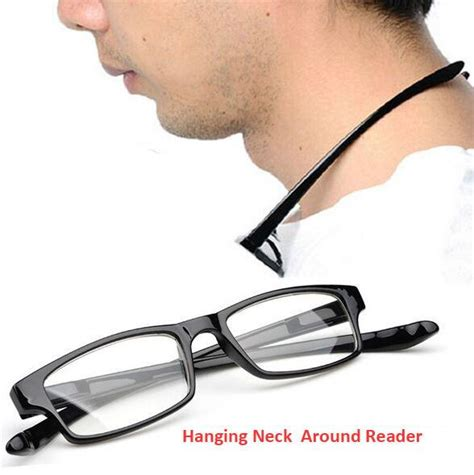 Neck Hanging Dompet modern neck hanging reading glasses readers aspheric ultra