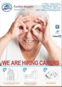 comfort keepers salary comfort keepers health care assistant balbriggan in