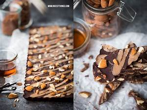 Kakaobutter Selber Machen : vegane schokolade selber machen rezept mit mandeln nicest things ~ Frokenaadalensverden.com Haus und Dekorationen