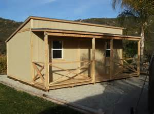 12x24 Shed Plans With Porch by Western Porch Quality Shedsquality Sheds
