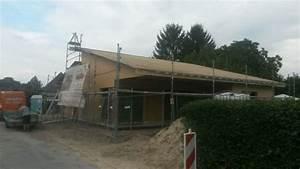 Bungalow Mit Pultdach : bungalow mit pultdach vielst dte holzbau holzbau ~ Lizthompson.info Haus und Dekorationen