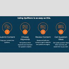 Nik's Quickshout Create Reading Activities From Authentic Text In Minutes With Quillionz