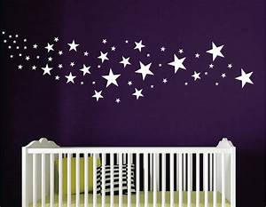 gold star decals different star wall decals nursery With good look silver star wall decals