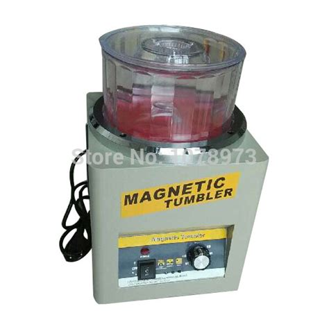 Free Shipping Jewelry Polishing Machine Mini Magnetic