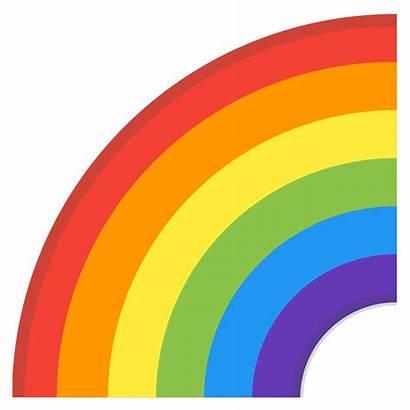 Rainbow Icon Emoji Google Places Folder Icons