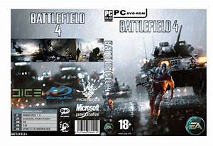 Battlefield 4 PC Box Art Cover by mehradds