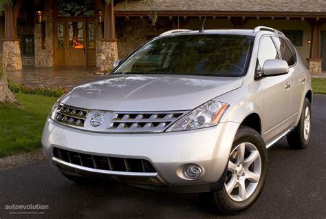 Nissan Murano Specs & Photos
