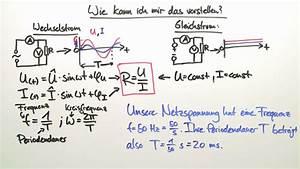 Unterschied Wechselstrom Gleichstrom : wechselstromkreis online lernen ~ Frokenaadalensverden.com Haus und Dekorationen