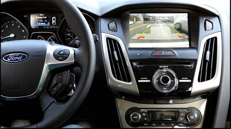 ford focus auto parking system indoor youtube