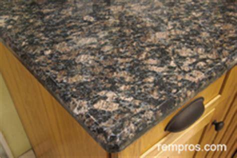 Granite Countertops Vs Laminate by Granite Vs Laminate Kitchen Countertop Comparison Chart