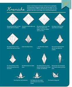 Origami Kranich Anleitung : die besten 25 origami kraniche ideen auf pinterest papierkraniche origami papierkran und ~ Frokenaadalensverden.com Haus und Dekorationen