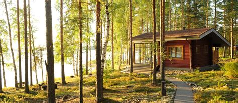 Cottage Finlandia by Finland Rental Cottages Lapland Cheap Ski Holidays
