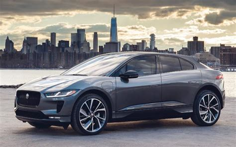 2019 Jaguar I Pace by Jaguar I Pace παγκόσμιο αυτοκίνητο του 2019