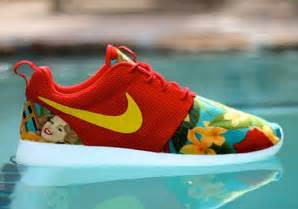 design roshe run nike roshe run quot island quot custom sneakernews