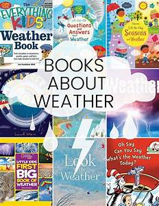 Books About Weather For Preschoolers In 2020