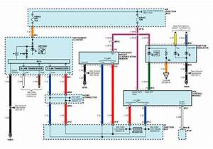 Kia Rio  Schematic Diagrams - Srscm - Restraint