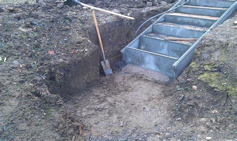 beton streichen außen auentreppen stein selber bauen free schne auentreppen stein selber bauen with auentreppen stein