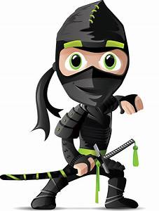 Free to Use & Public Domain Ninja Clip Art