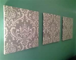 5 idées de tableau décoratif fait main