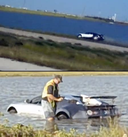 Bugatti Into Lake by Bugatti Veyron Crashed Into The Lake Jorymon