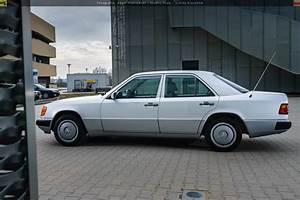 Mercedes 200d W124 1992 - Sprzedany