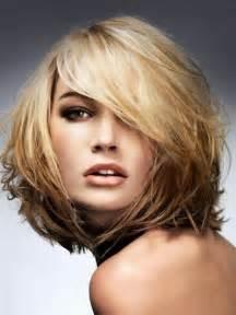 coupe de cheveux effilã coupe de cheveux mi pour un visage rond coupe de cheveux mi 2016