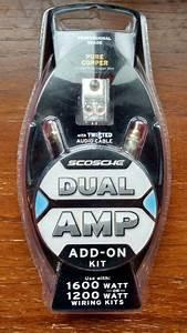 Find 1600 Or 1200 Watt Dual Amp Add