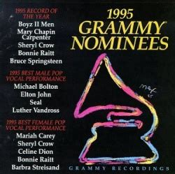 1995 Grammy Nominees - Various Artists | Songs, Reviews ...