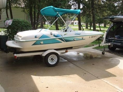 Sunbird Boat Bimini Top by Sunbird Sizzler 1995 For Sale For 2 500 Boats From Usa